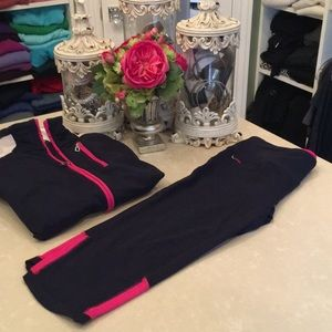 Chic Ralph Lauren Active Wear Capri sport leggings
